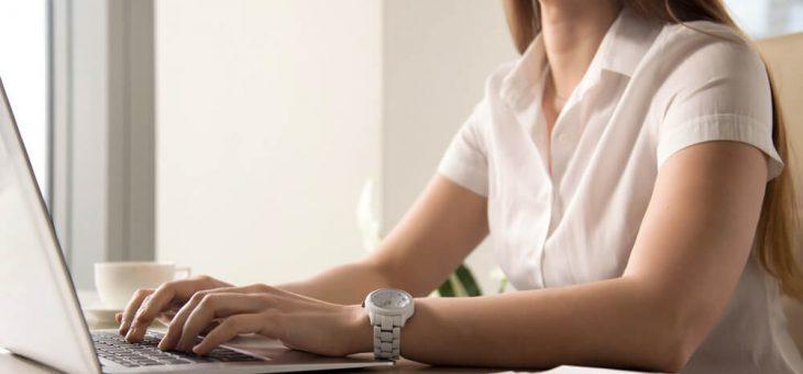 O que não pode faltar no escritório de quem precisa cuidar da postura?