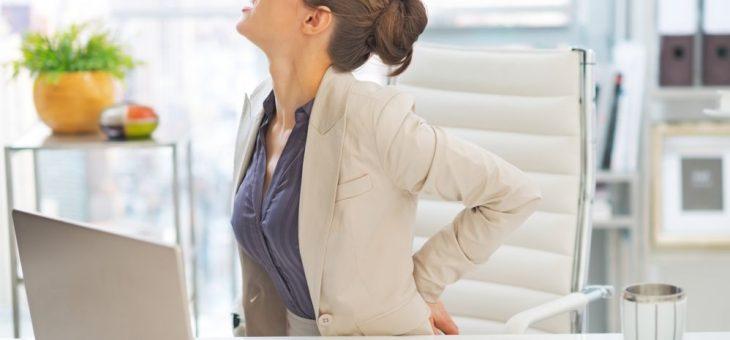 E agora, o estresse pode ser causa de dor nas costas?
