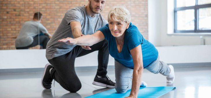 Entenda a importância dos exercícios para incontinência urinária