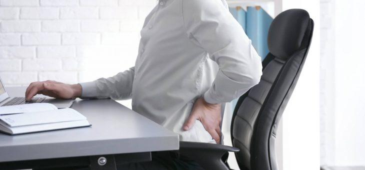 Confira 4 principais tipos de dores nas costas e o que querem dizer